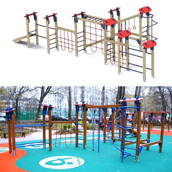 Детский спортивный комплекс 7818