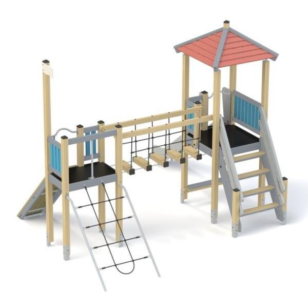 Детский игровой комплекс K1211