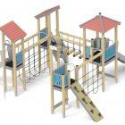 Детский игровой комплекс К1406