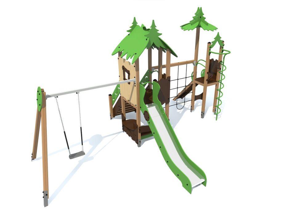 Детский игровой комплекс S1202