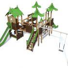 Детский игровой комплекс S1406