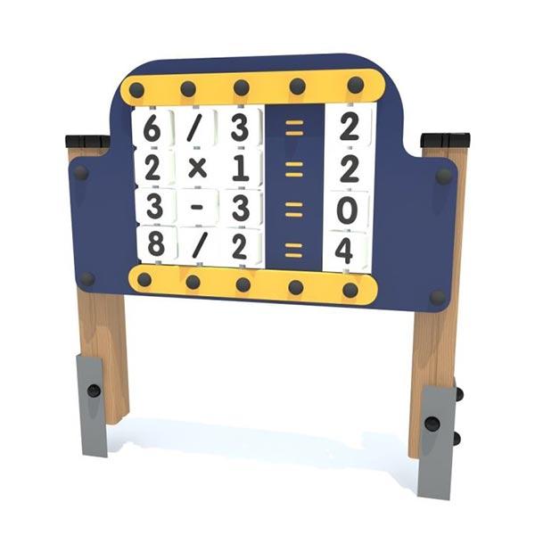 Арифметика Игровая панель для площадки 4024