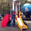 Детский игровой комплекс 4106