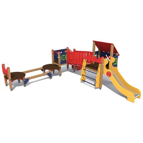 Детский игровой комплекс 4203