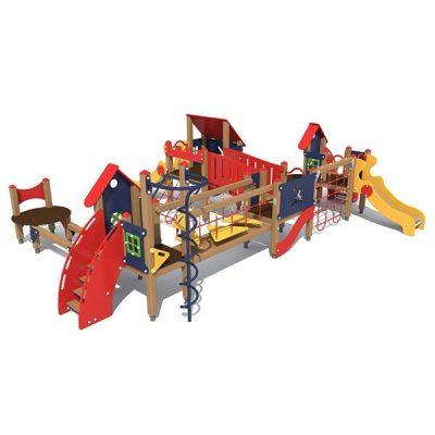 Детский игровой комплекс 4401