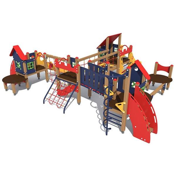 Детский игровой комплекс 4402