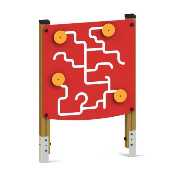 Лабиринт Игровая панель для площадки 4447