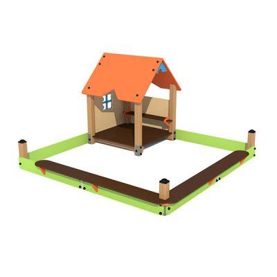 Детский игровой домик V5010