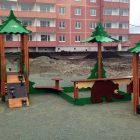 Песочный дворик S5309
