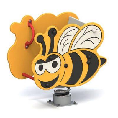 Качалка на пружине 6108 Пчелка