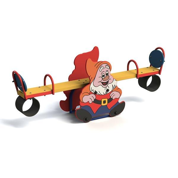 Качалка балансир для детской площадки 6212