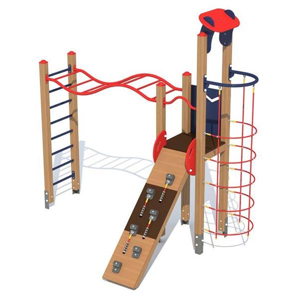 Уличный спортивный комплекс для детей 7812