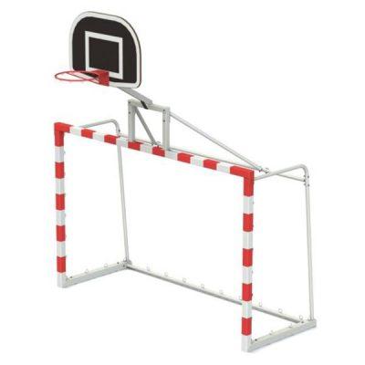 Ворота с баскетбольным кольцом 7908r