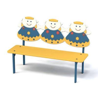 Скамейка детская 8031