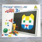 Магнитная мозаика  3+5 цветов арт.MM-146 Magneticus