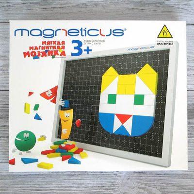 Магнитная мозаика  3+5 цветов арт. MM-146 Magneticus