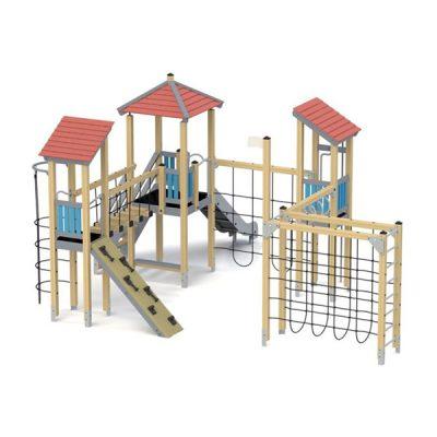 Детский игровой комплекс К1407