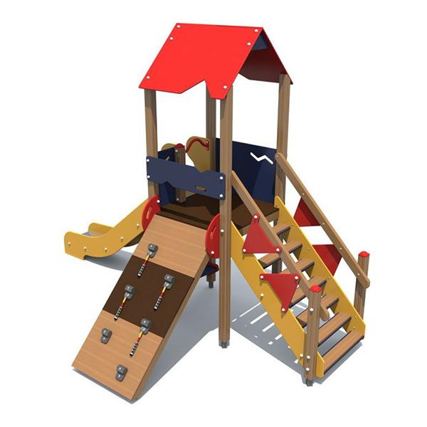 Детский игровой комплекс Н1104