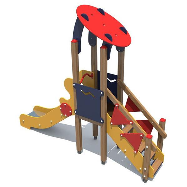 Детский игровой комплекс Н1106