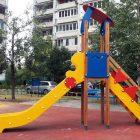 Детский игровой комплекс Н1108