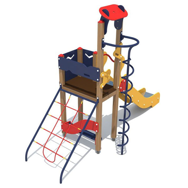 Детский игровой комплекс Н1111