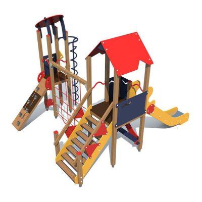 Детский игровой комплекс Н1202