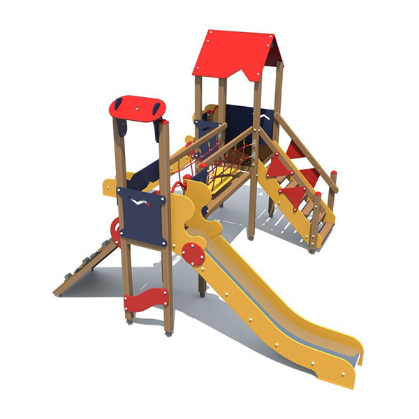 Детский игровой комплекс Н1206