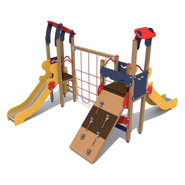 Детский игровой комплекс Н1209