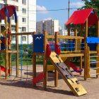 Детский игровой комплекс Н1301