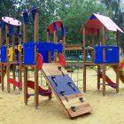 Детский игровой комплекс Н1405
