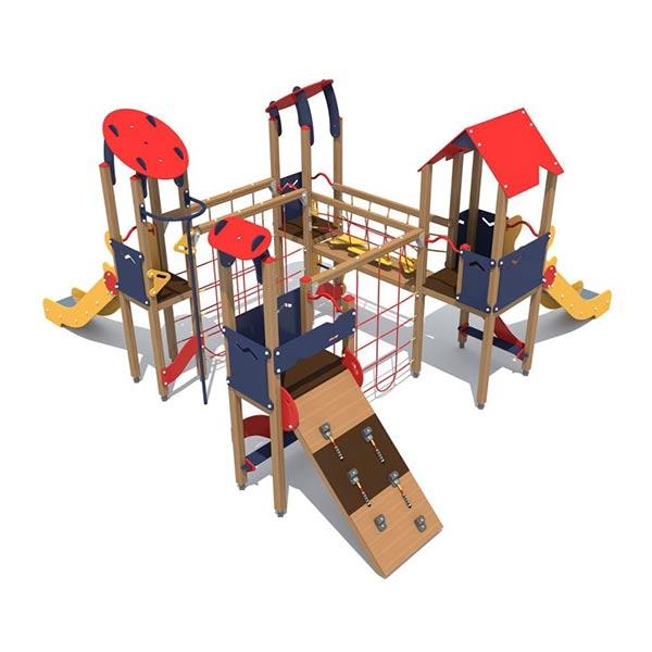 Детский игровой комплекс для улицы Н1405