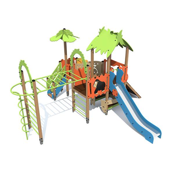 Детский игровой комплекс T1215