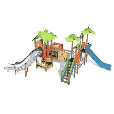 Детский игровой комплекс T1404