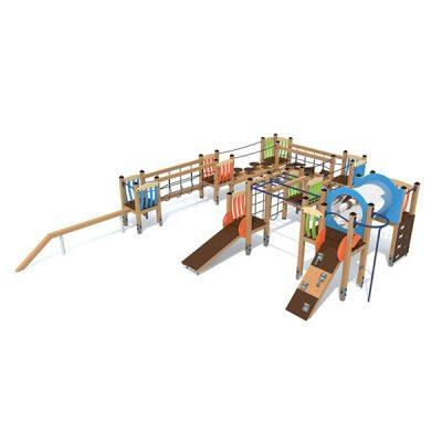 Детский игровой комплекс V1401