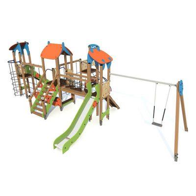 Детский игровой комплекс V1402