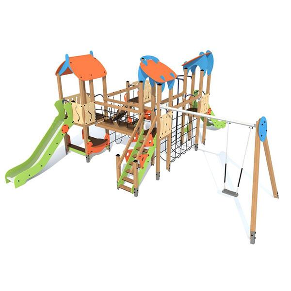 Детский игровой комплекс V1406
