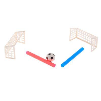 Игра на развитие речевого дыхания Настольный футбол