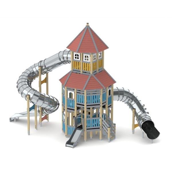 Высокий детский игровой комплекс К3101