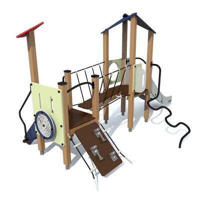 Детский игровой комплекс 4417