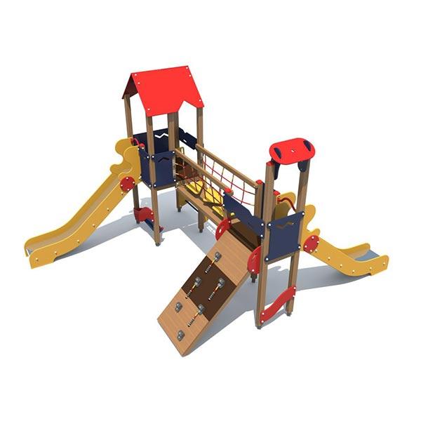 Детский игровой комплекс для улицы 1205