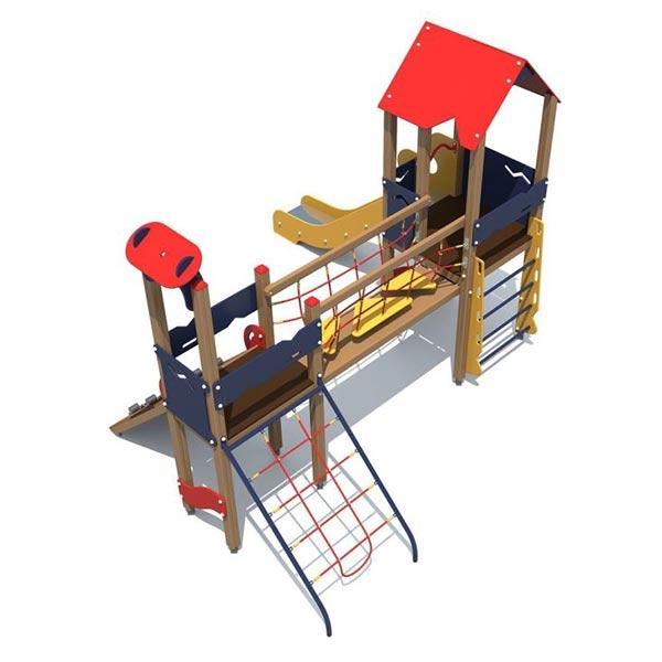Детский игровой комплекс для улицы 1210