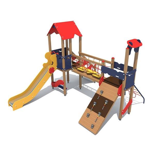 Детский игровой комплекс для улицы 1211