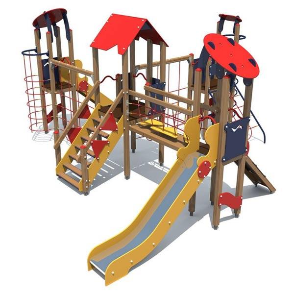 Детский игровой комплекс для улицы 1402