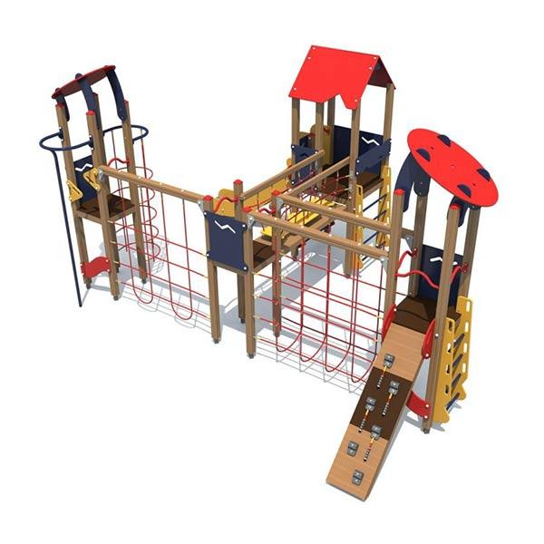 Детский игровой комплекс 1403 для улицы