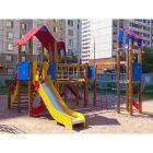 Детский игровой комплекс 1404