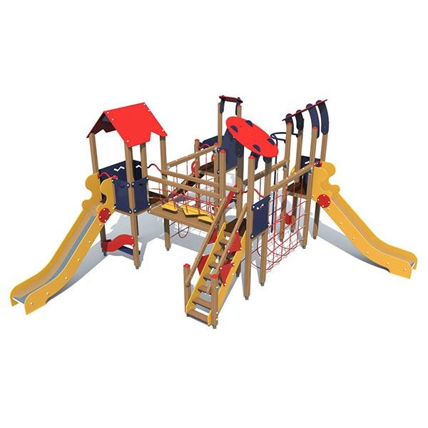 Детский игровой комплекс для улицы 1406