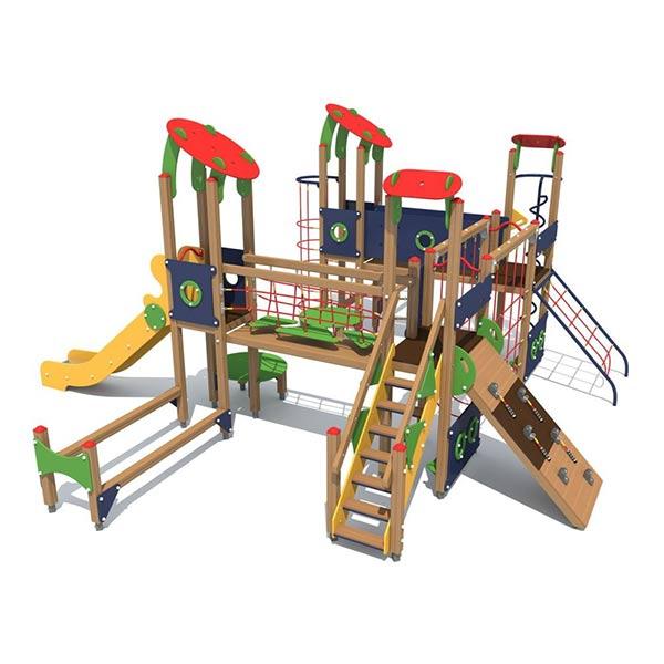 Детский игровой комплекс для улицы 2401
