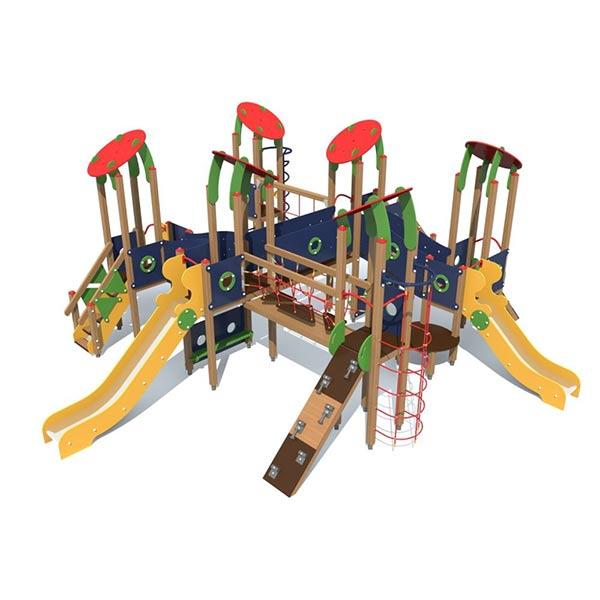 Детский игровой комплекс для улицы 2602