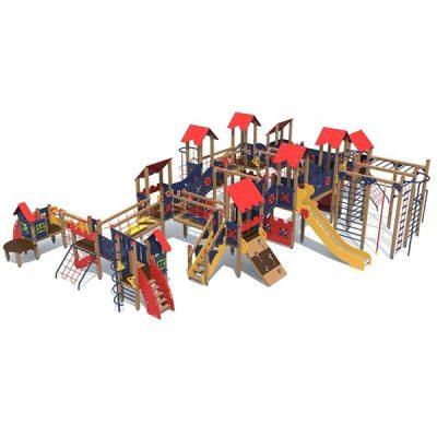 Детский игровой комплекс 3111