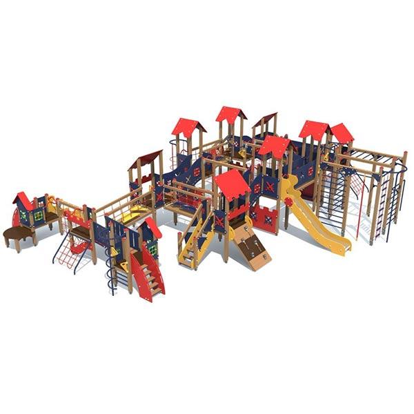 Детский игровой комплекс для улицы 3111